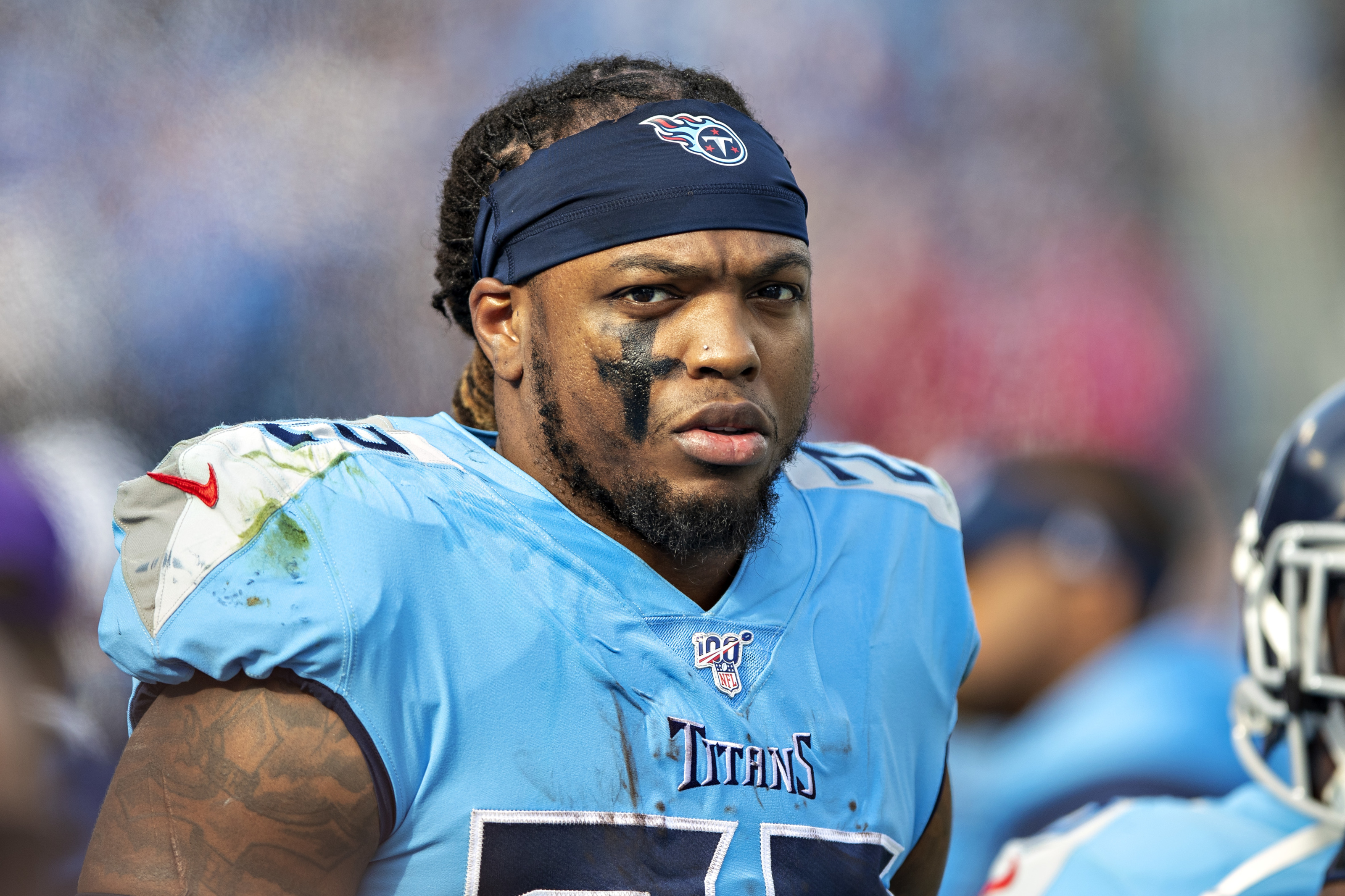Derrick Henry Is Forcing The Titans To Sign Him This Offseason