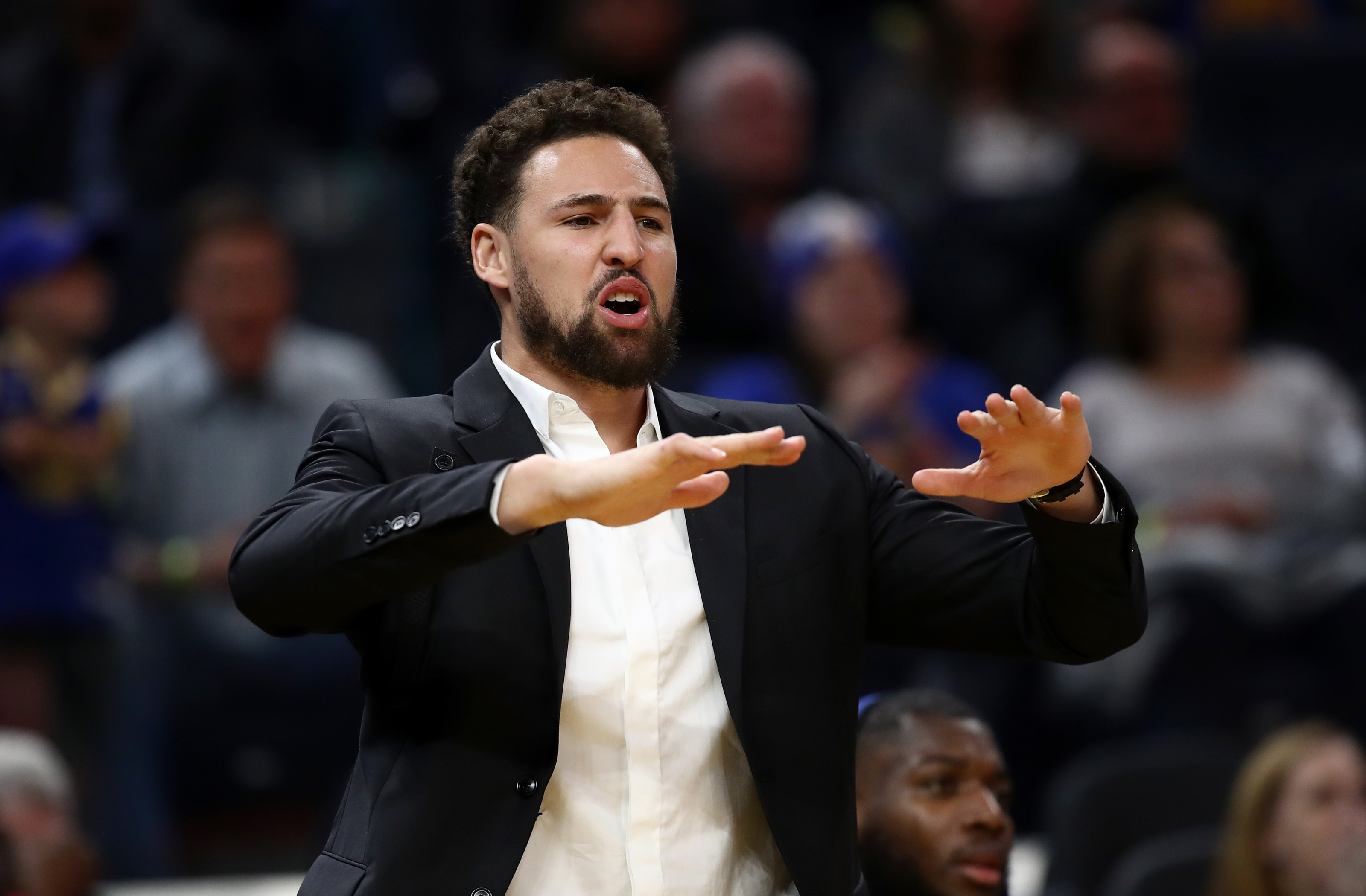 Klay Thompson out for the year is actually good news for Golden State Warriors