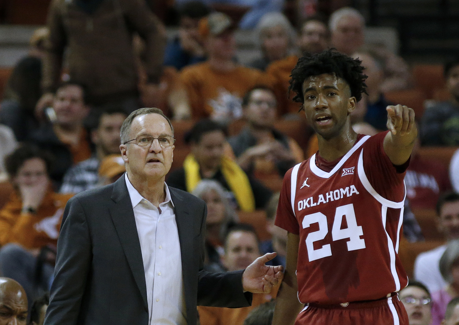 Big 12 Bracketology: Who's in, who's out? – Oklahoma squarely on the bubble