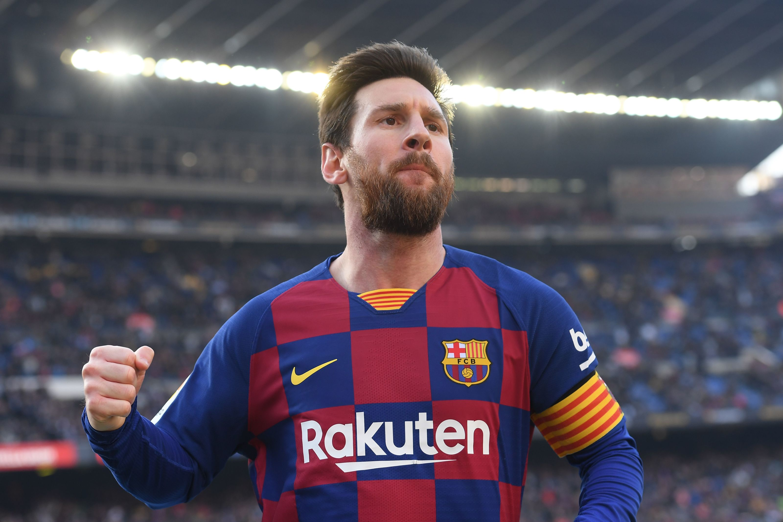 Messi snaps scoring drought with first-half hat-trick and 4 goals