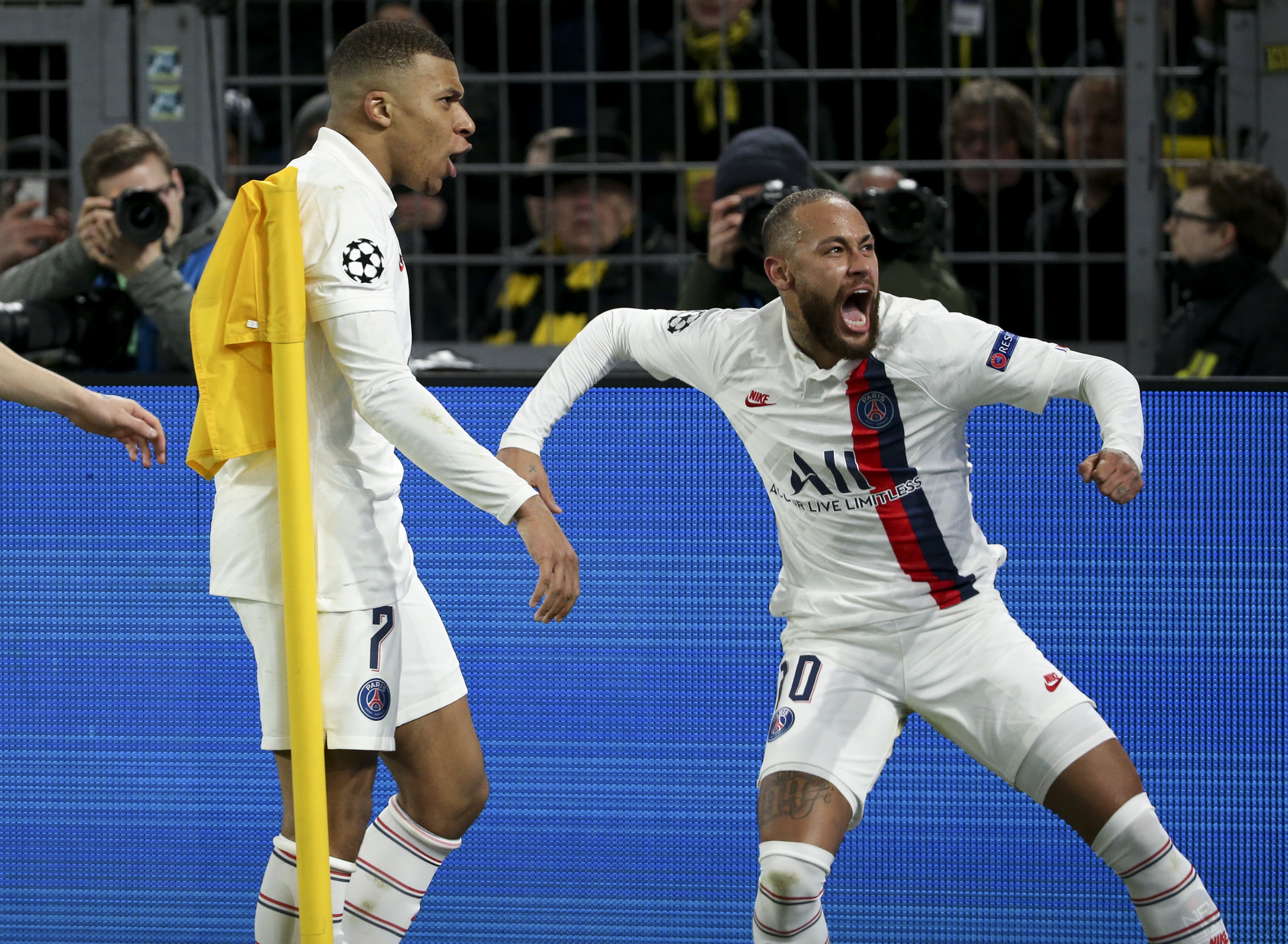 Champions League once again exposes cracks at PSG