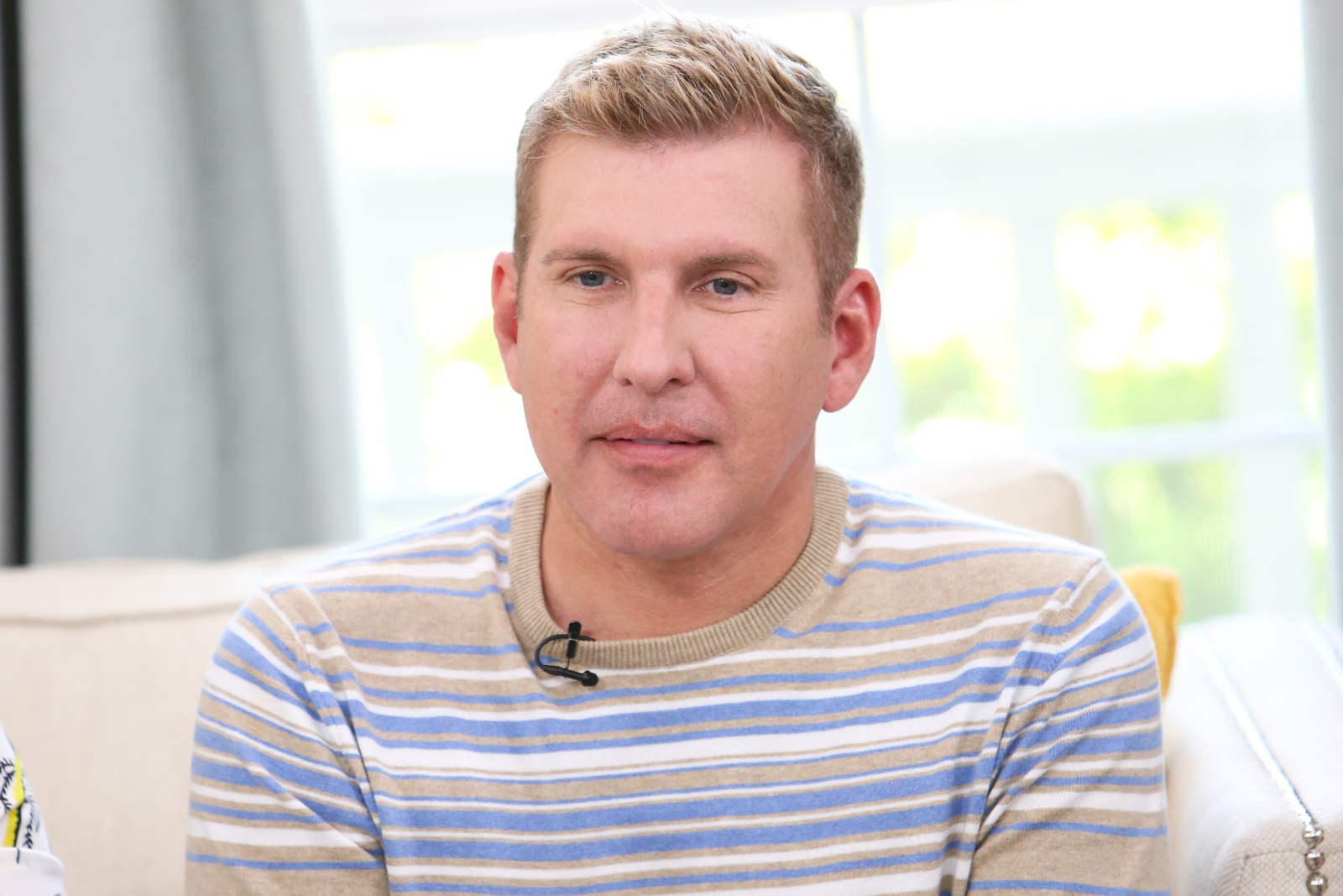 Chrisley Knows Best star Todd Chrisley hospitalized for coronavirus