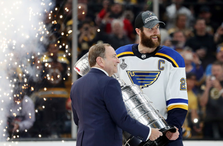 The Nhl Will Award The Stanley Cup This Season Come Hell Or High Water