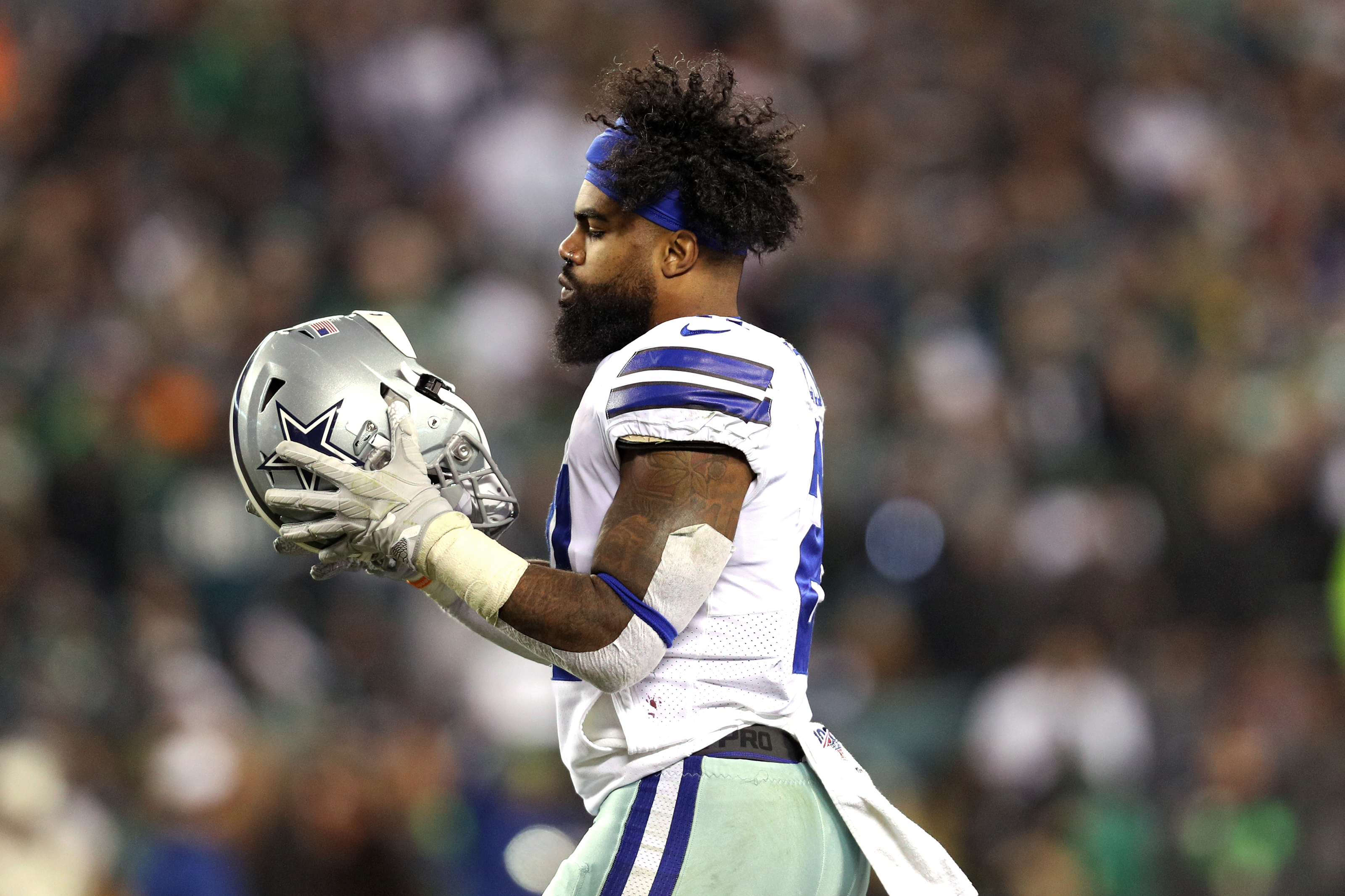 Did Ezekiel Elliott S Hipaa Rights Get Violated With Covid 19 Reveal