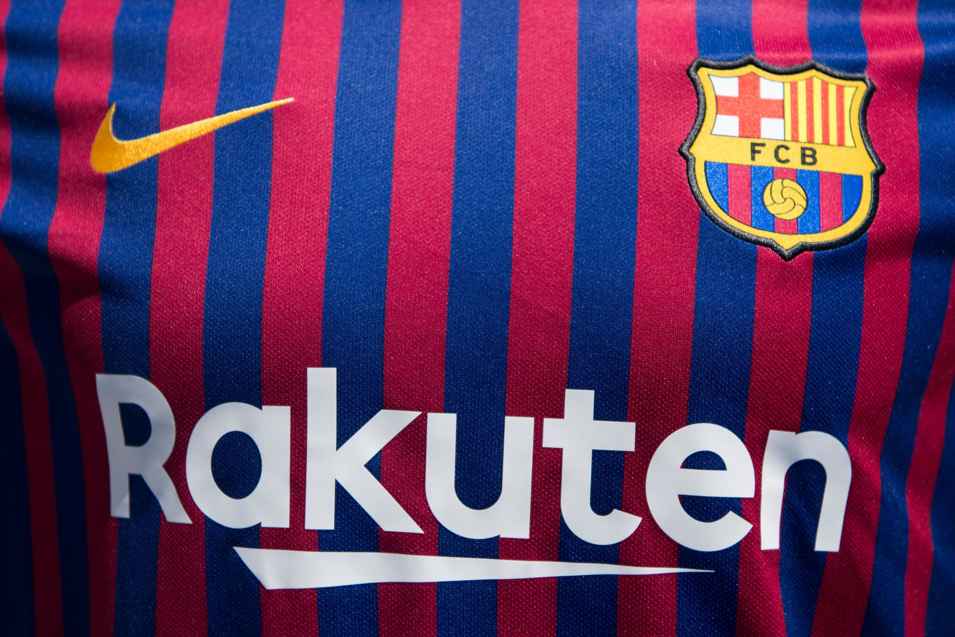 Check It Out Barcelona Is Getting A New Kit For Next Year