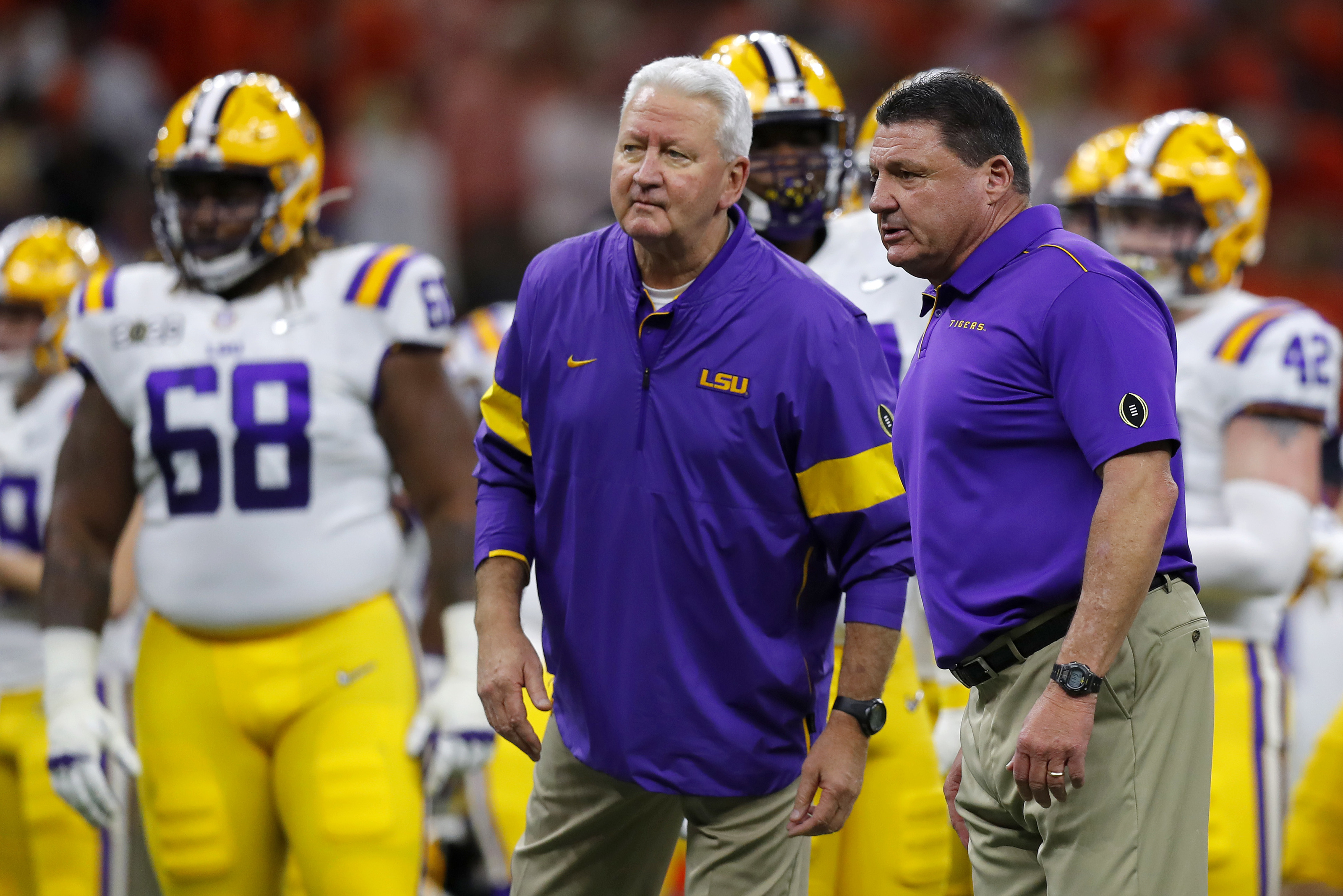 Maybe Lsu Football Is Better Equipped To Reload That We Thought