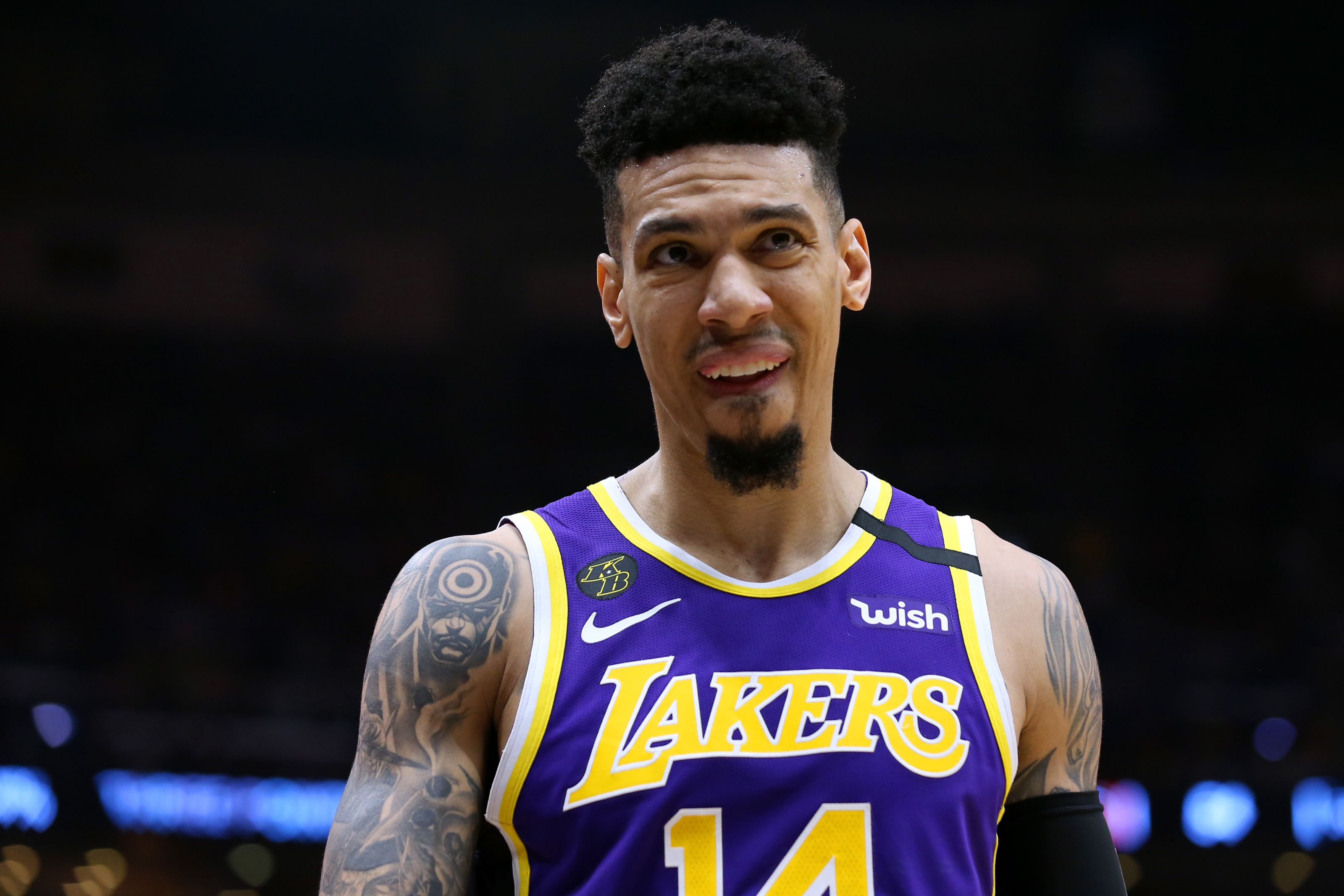 Lakers Twitter Has Jokes For The Struggling Danny Green
