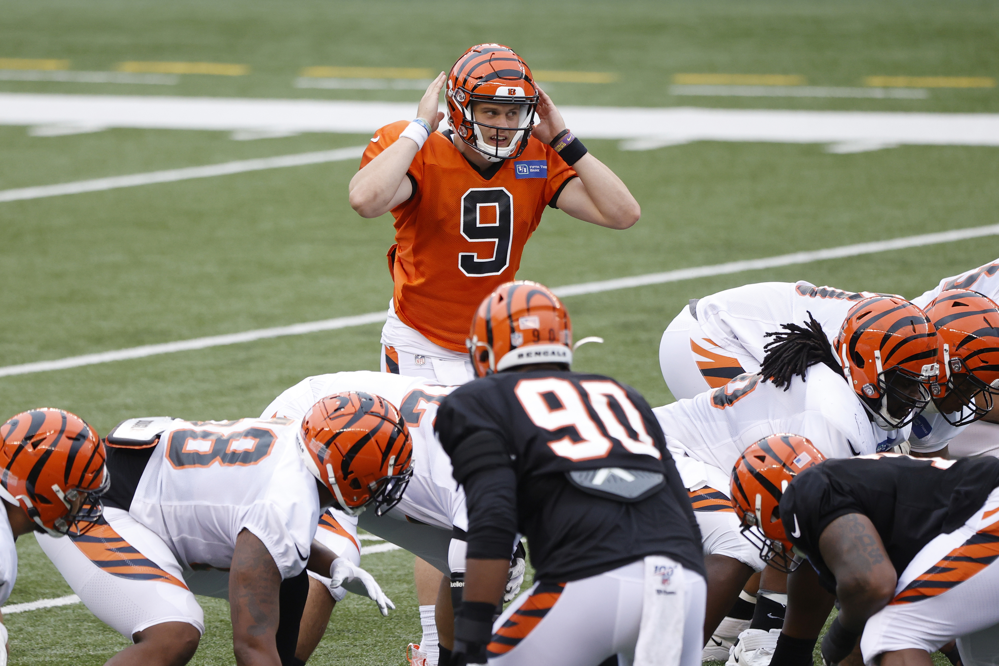 Joe Burrow named a Bengals captain before taking a single snap