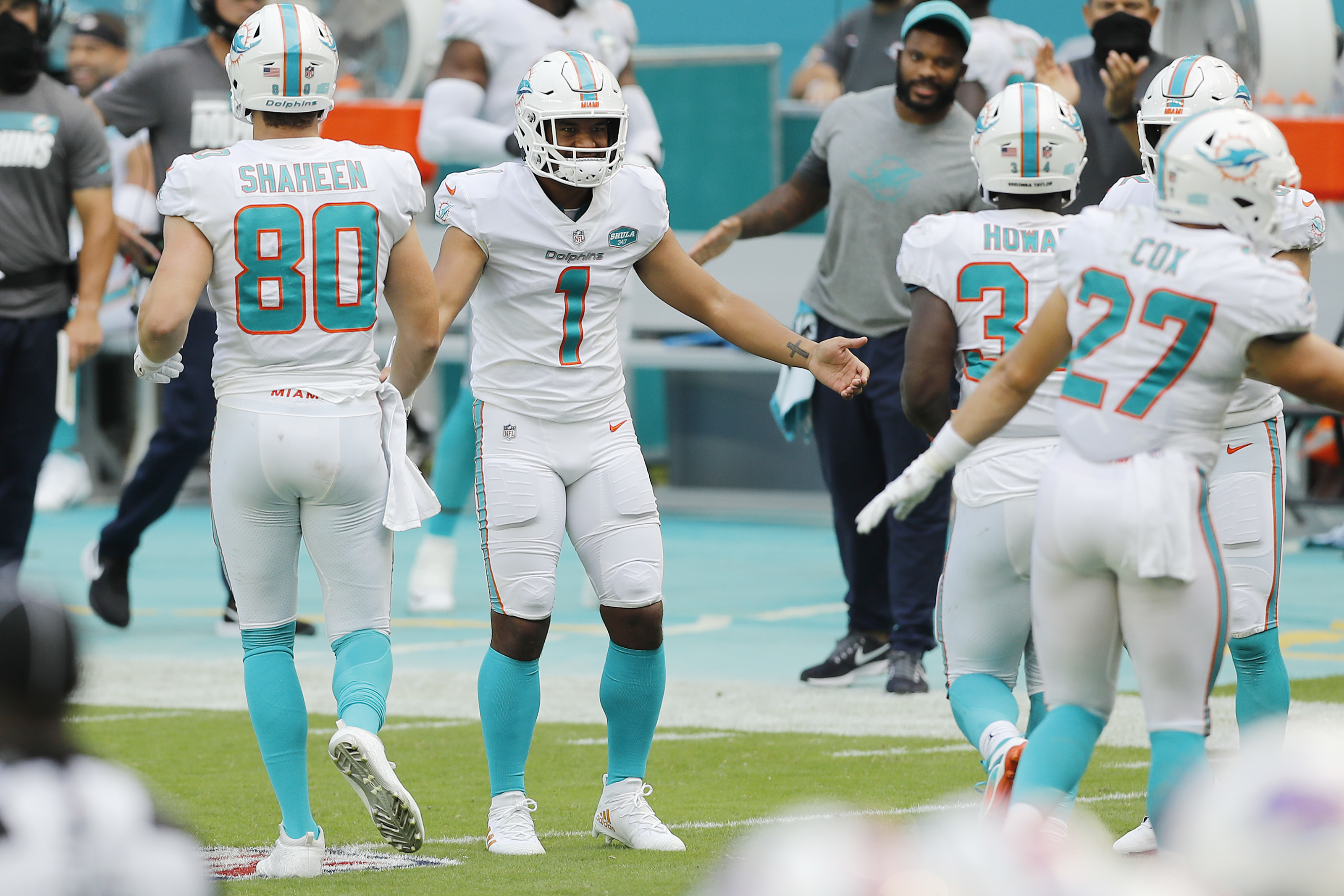 Should Tua Tagovailoa be promoted if the Dolphins fall to 0-3?