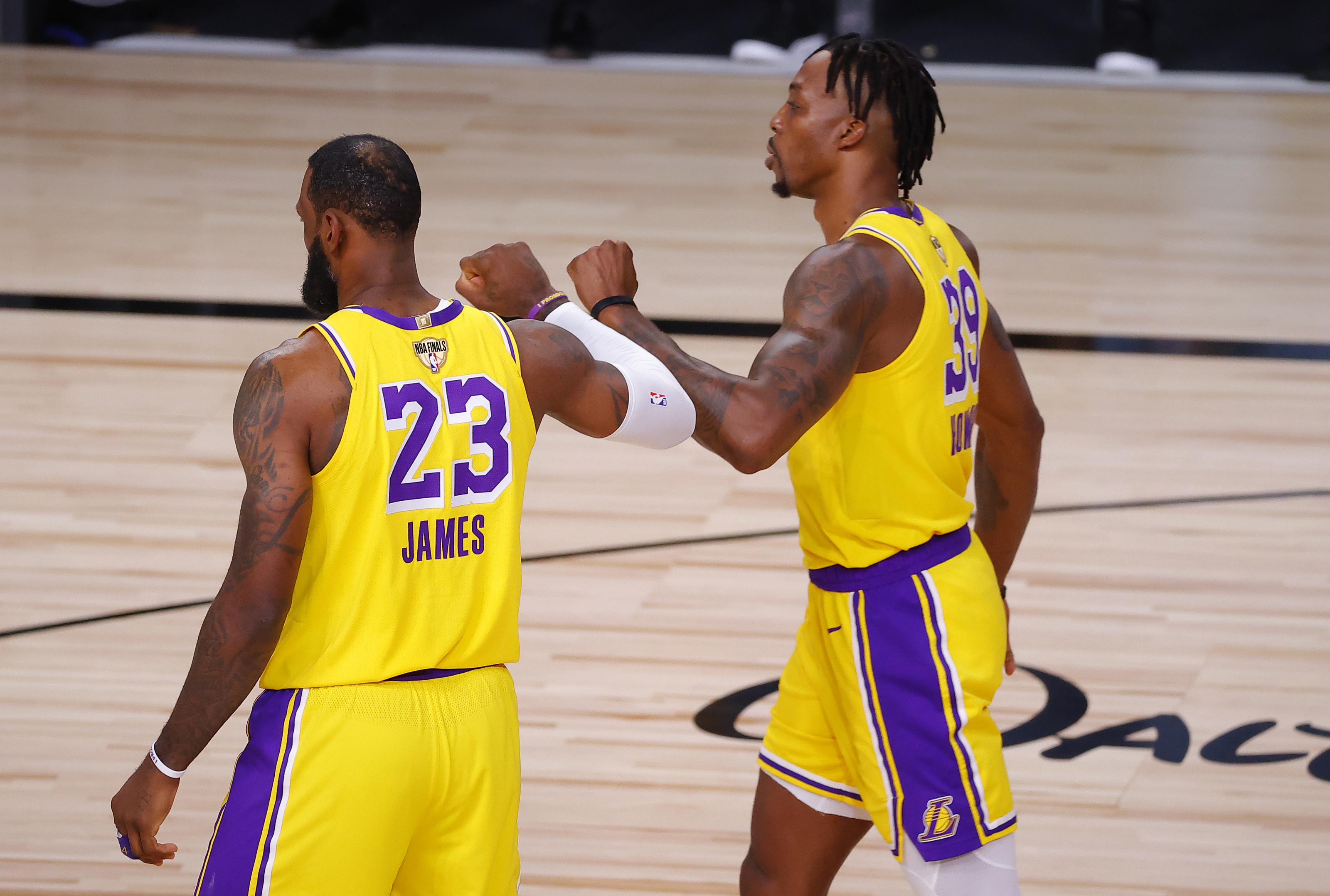 Lakers Demolish Heat In Injury Stricken Game 1 Of 2020 Nba Finals