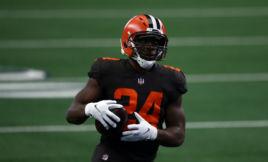 Nick Chubb, Cleveland Browns