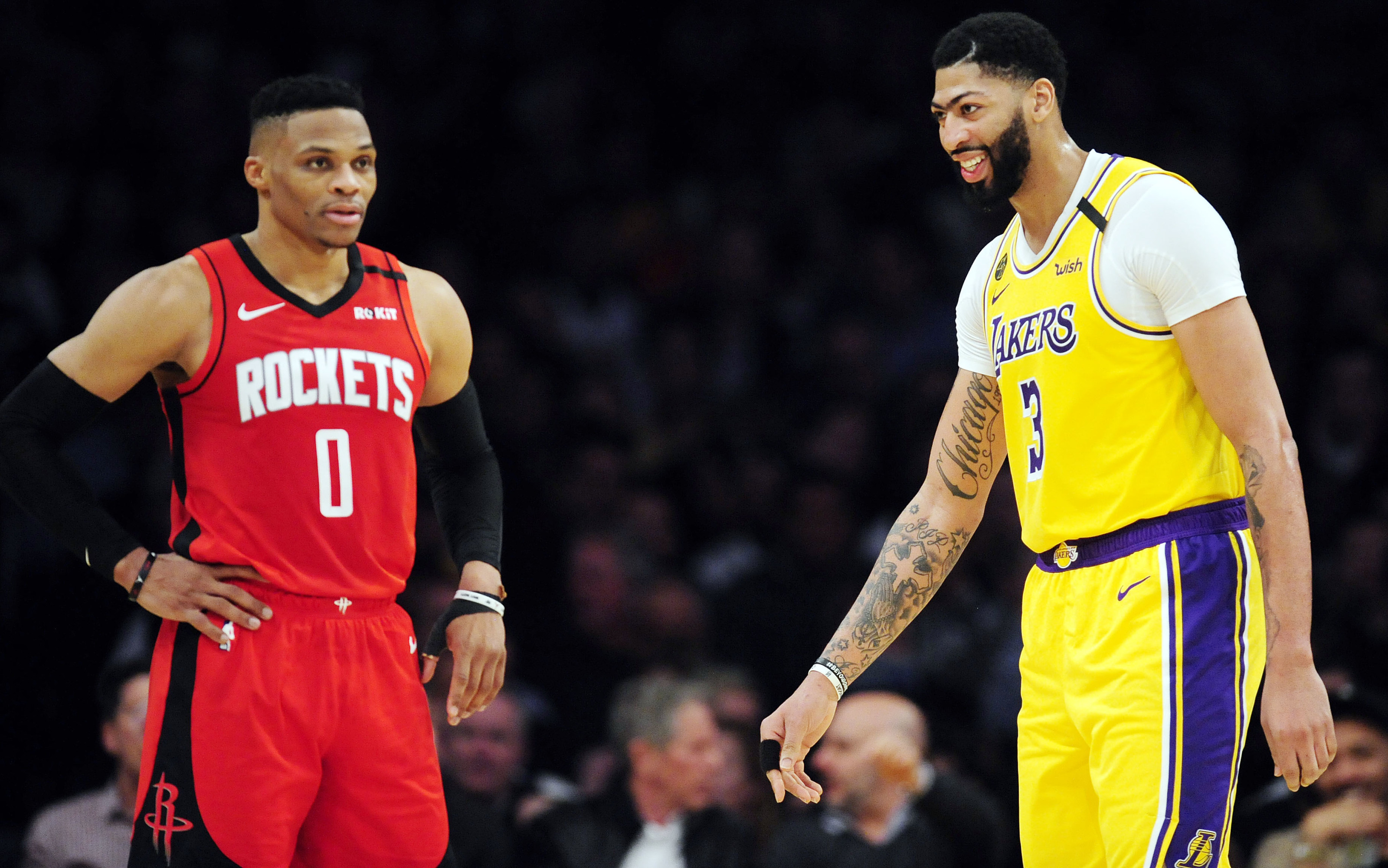 Could the Lakers trade for Russell Westbrook?
