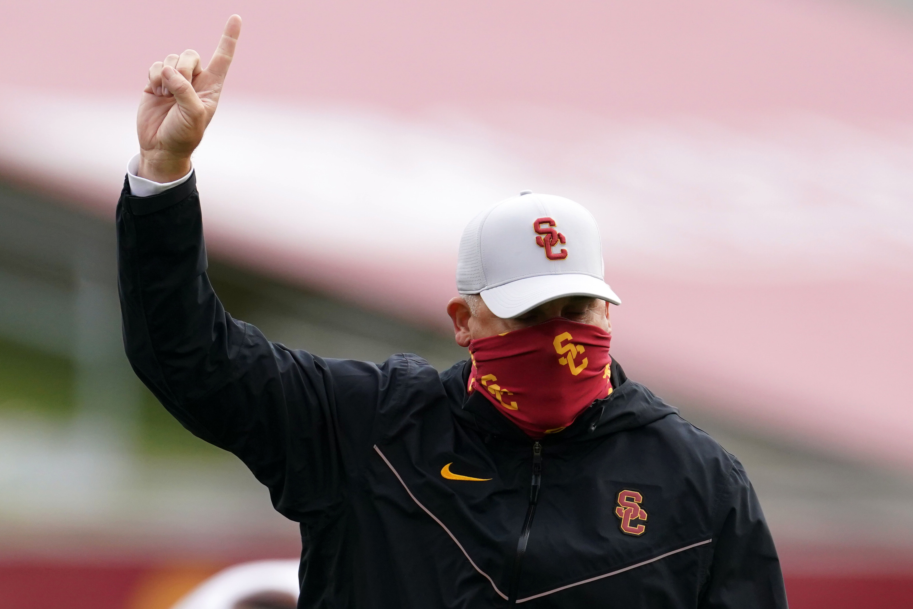 Clay Helton Gets Last Laugh After Colin Cowherd Buries Usc Football Coach