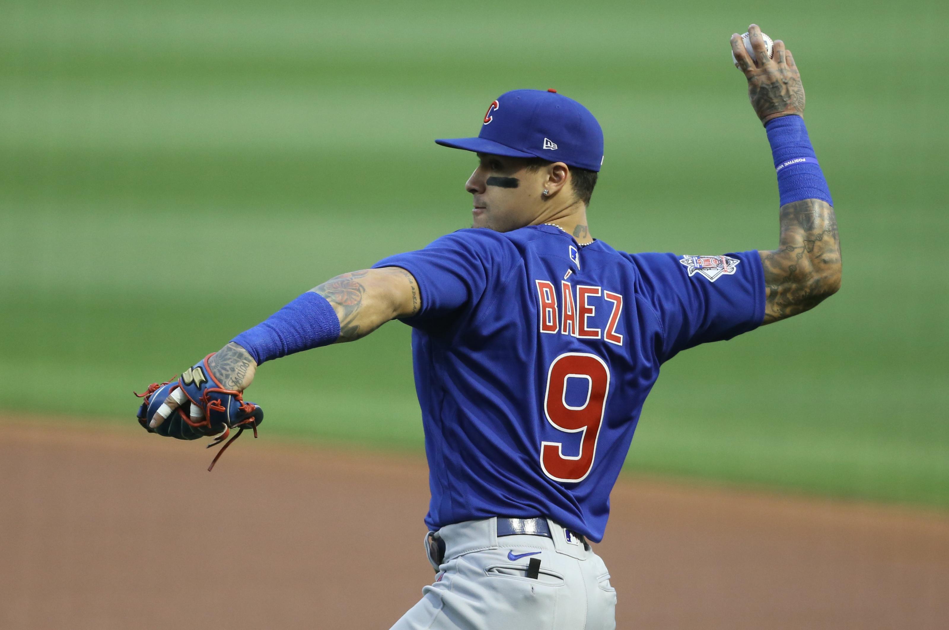 Cubs Javier Baez Avoids Arbitration Settles For 11 65m