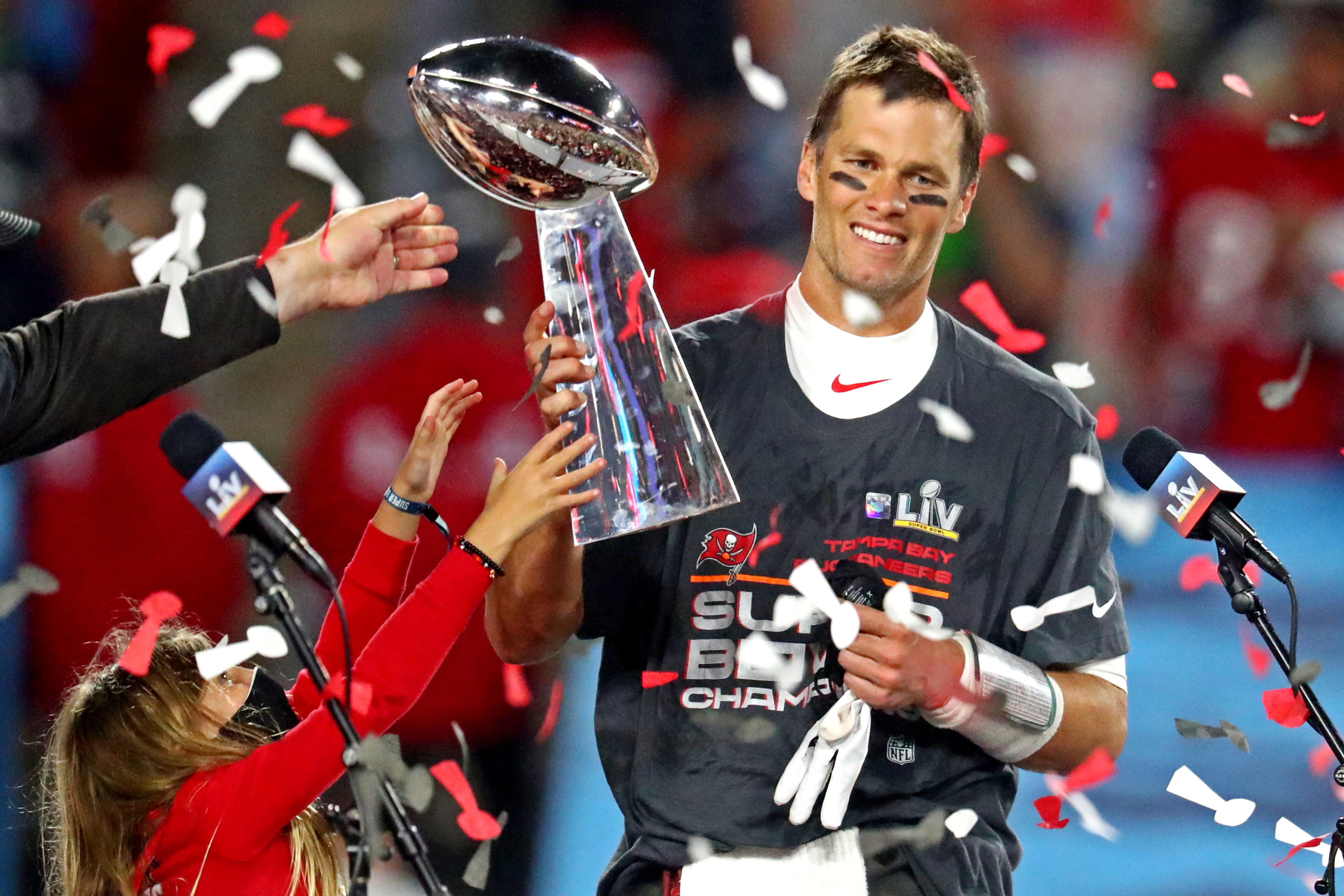 Tom Brady's autograph is increasing in value after Super Bowl 55 win