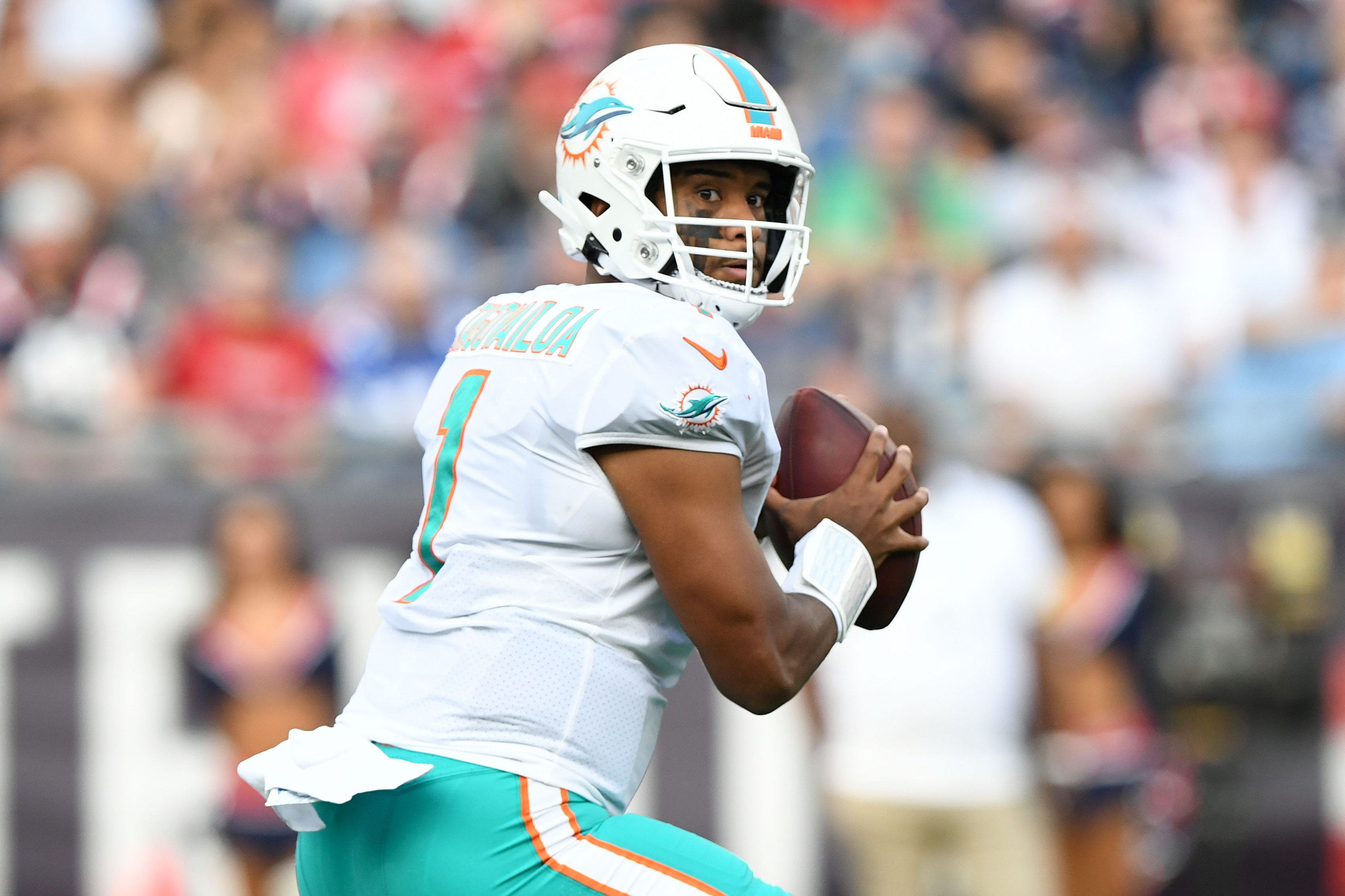 The Dolphins have to feel good about Tua Tagovailoa after win