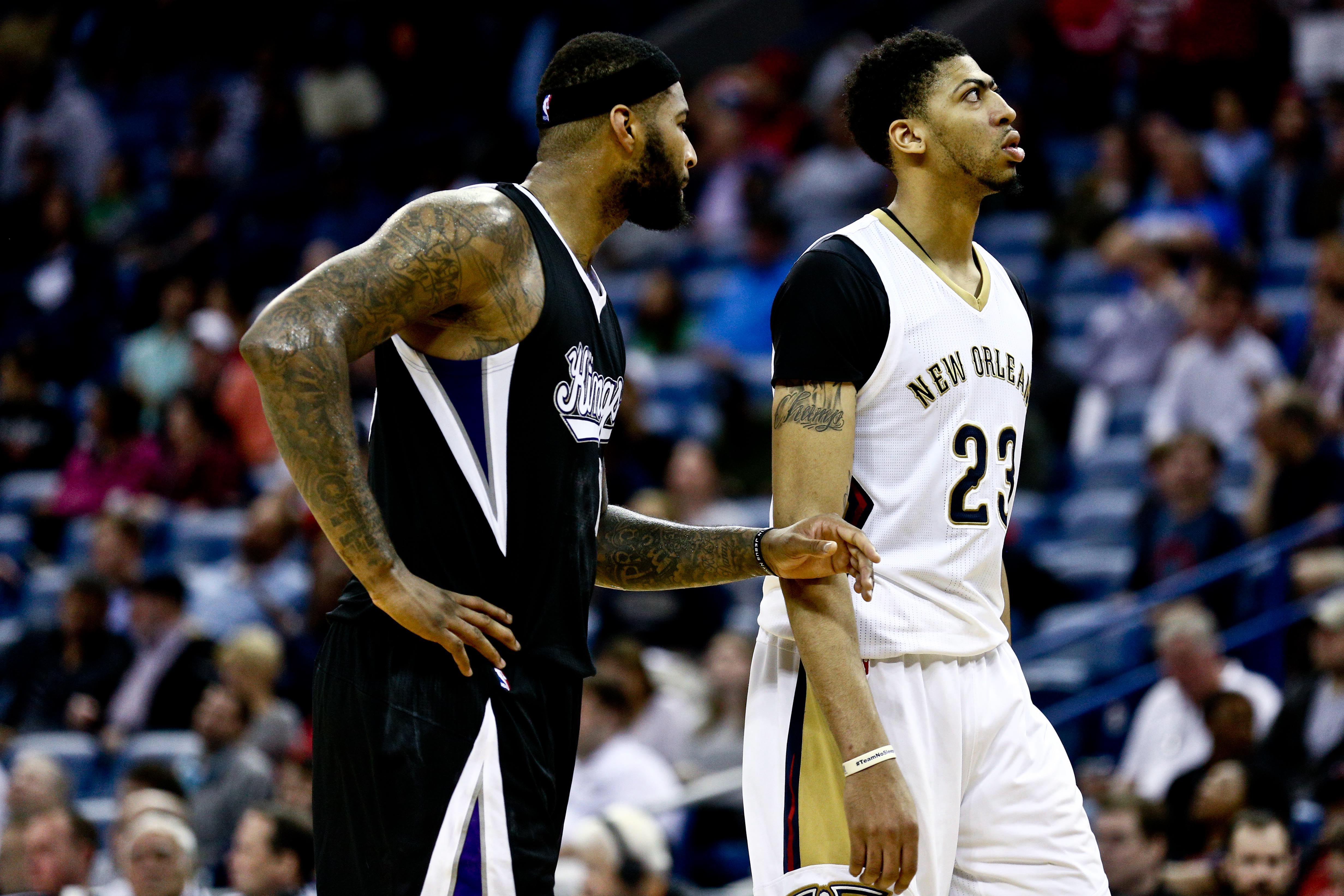 Why the DeMarcus Cousins-Anthony Davis pairing won t work in NOLA e67248b53