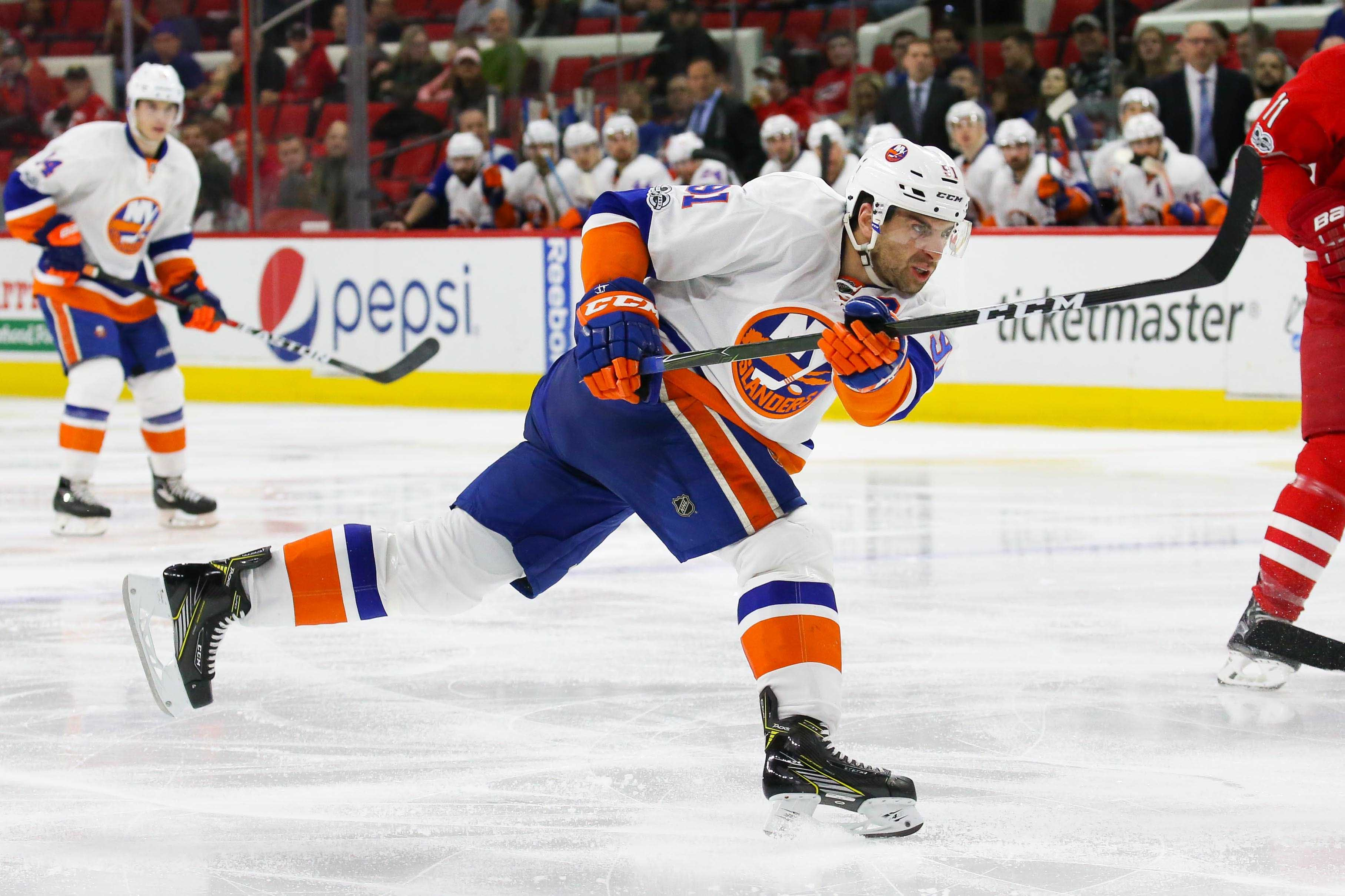 New York Islanders Centers